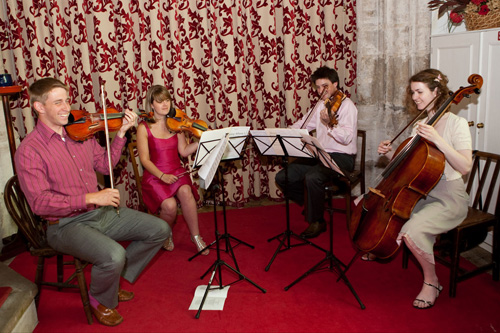 String Quartet For Events Weddings And Parties In Suffolk